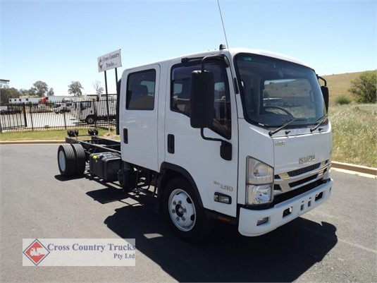2016 Isuzu NQR450 Cross Country Trucks Pty Ltd - Trucks for Sale