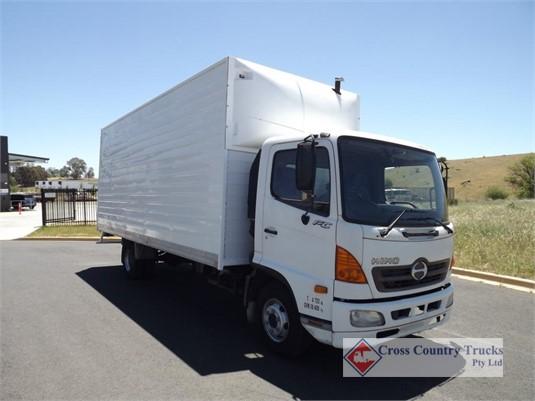 2003 Hino FC Cross Country Trucks Pty Ltd - Trucks for Sale
