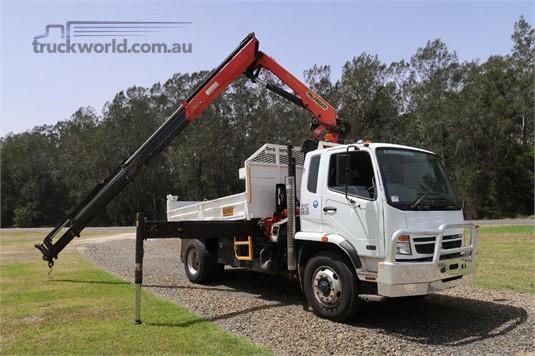 2009 Fuso Fighter 10 - Trucks for Sale