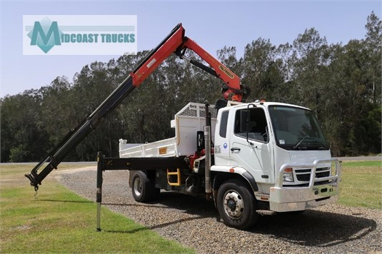2009 Fuso Fighter 10 Midcoast Trucks - Trucks for Sale