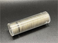 ROLL OF SILVER WARTIME NICKELS