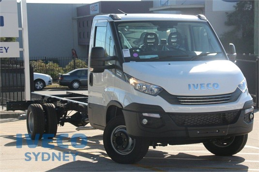 2018 Iveco Daily Iveco Sydney - Trucks for Sale