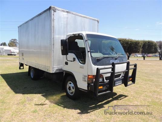 1998 Isuzu NPR 300 Japanese Trucks Australia - Trucks for Sale