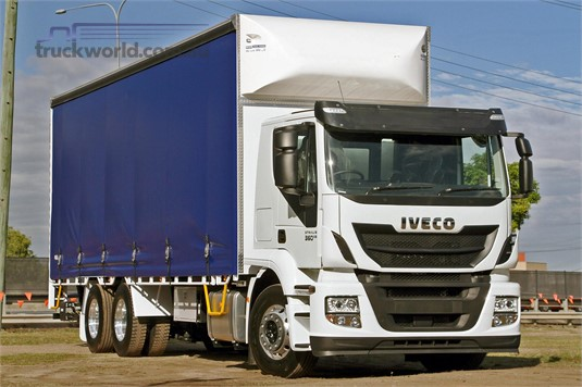 2019 Iveco Stralis ATi360 - Trucks for Sale