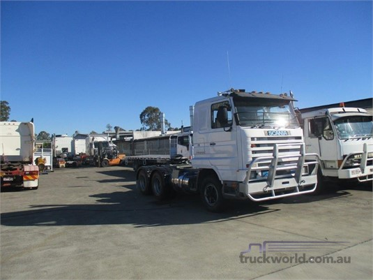 1993 Scania 113M Rocklea Truck Sales - Trucks for Sale