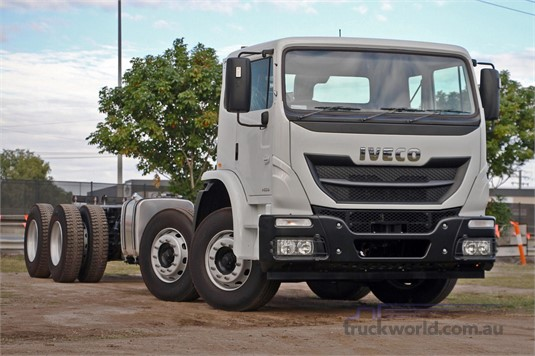 2018 Iveco Acco - Trucks for Sale