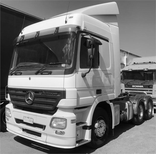 2007 Mercedes Benz other - Trucks for Sale