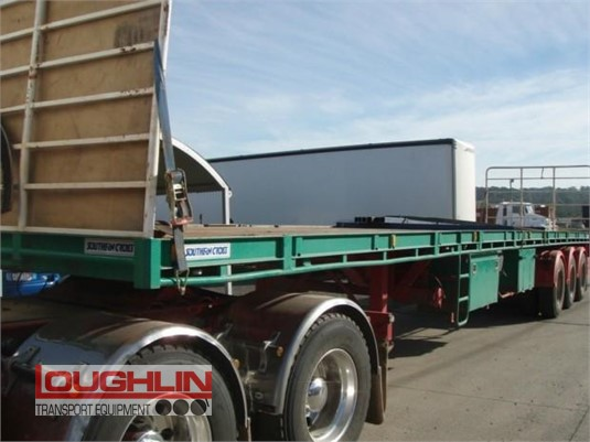 2008 Southern Cross other Loughlin Bros Transport Equipment - Trailers for Sale