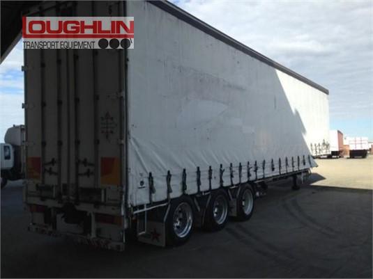 2004 Vawdrey Drop Deck Trailer Loughlin Bros Transport Equipment - Trailers for Sale