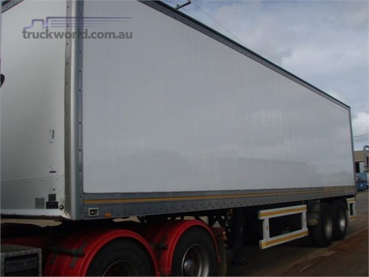 2008 Vawdrey Pantech Trailer - Trailers for Sale