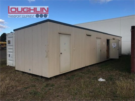 Ausco Transportable Building Loughlin Bros Transport Equipment - Transportable Buildings for Sale