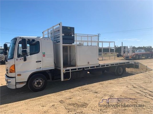 2016 Hino FD1124 South West Isuzu - Trucks for Sale