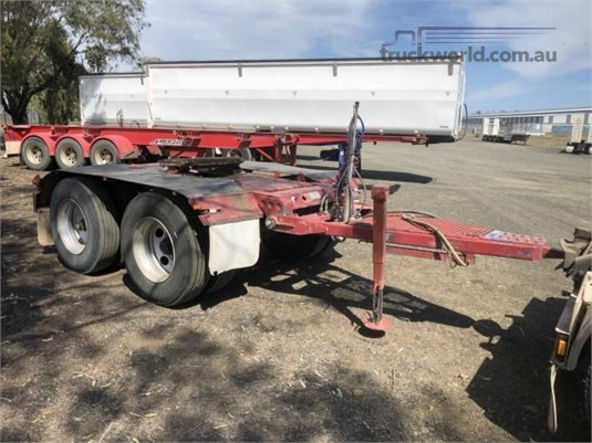 Cimc Dolly - Trailers for Sale