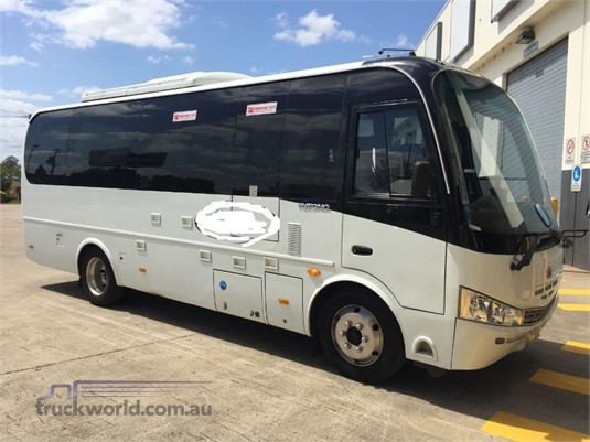 2014 Yutong 27 Seater Goanna - Buses for Sale