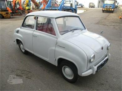 ANDERE Glas Goggomobil T 250 H Zulassung For Sale 1