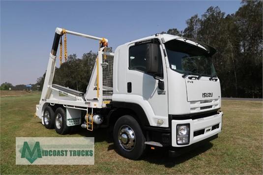 2013 Isuzu FVZ 1400 Auto Midcoast Trucks - Trucks for Sale