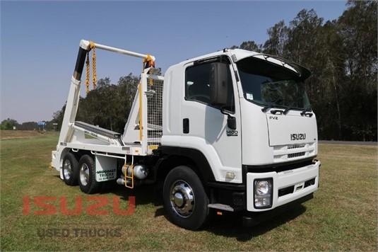 2013 Isuzu FVZ 1400 Auto Used Isuzu Trucks - Trucks for Sale