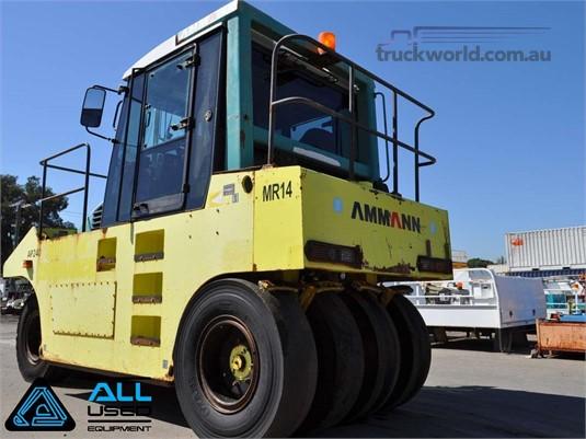 2008 Ammann AP240 - Heavy Machinery for Sale