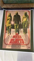 """RARE Autographed """"the Devils Rejects"""" Framed"""