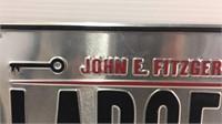 John E Fitzgerald Larceny Kentucky Straight
