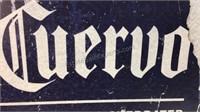 Jose Cuervo Metal Sign 20x30