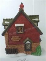 Dickens Village series Nicholas Nickleby Cottage