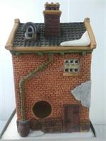 Dickens Village series Geo Wheeton Watchmaker