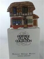 Dickens Village Series Green Grocer