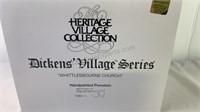 Dickens Village series Whittlesbourne Church