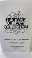 Dickens village series Walpole Tailors