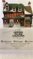 Dickens village series Ruth Marion Scotch