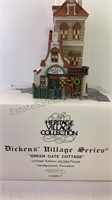 Dickens village series Green Gate Cottage