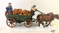 The Heritage Village Collection Harvest Pumpkin