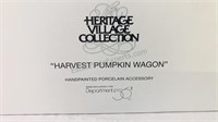 The Heritage Village Collection Harvest Pumpkin
