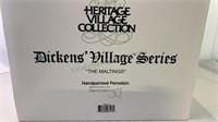 Dickens village series The Maltings