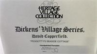 Dickens village series David Copperfield