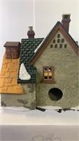 """Dickens village series """"Giggleswick Mutton & Ham"""""""