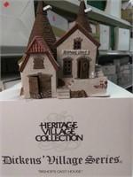 Dickens Village series Bishop Oast House