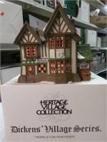 Dickens Village series Hembleton Pewterer