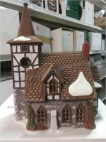Dickens Village series Old Michael Church