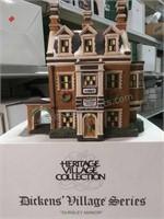 Dickens Village series Dursley Manor