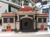 Dickens Village series Victoria Station