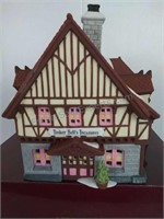 Disney Parks Village series Tinkerbell's Treasures