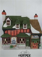 Dickens Village series Ruth Marion Scotch Woolens