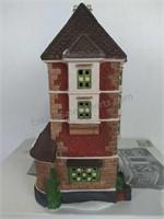 Dickens Village series Nephew Fred's Flat