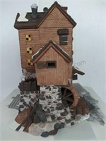Dickens Village series Great Denton Mill