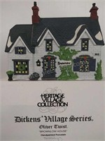 Village series Oliver Twist Brownlow House