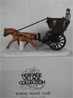 Heritage Village Collection Kings Road Cab