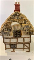 Dickens Village Thatched Cottage