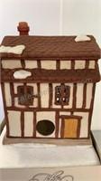 "Dickens Village Series ""Golden Swan Baker"""
